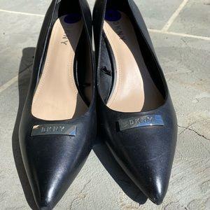Classy DKNY Work Heels
